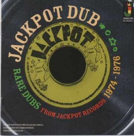 Agrovators - Jackpot Dub: Rare Dubs From Jackpot Records 1974-1976 (Jamaican Recordings) LP